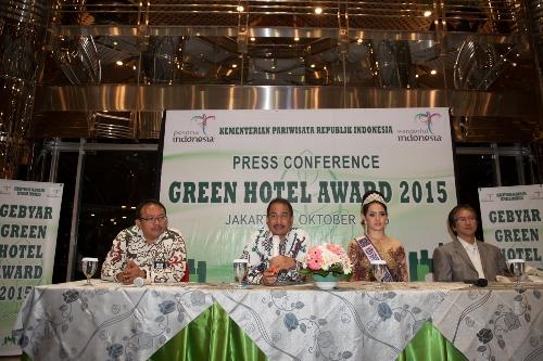 Dominasi Penghargaan 'Green Hotel Award 2017'