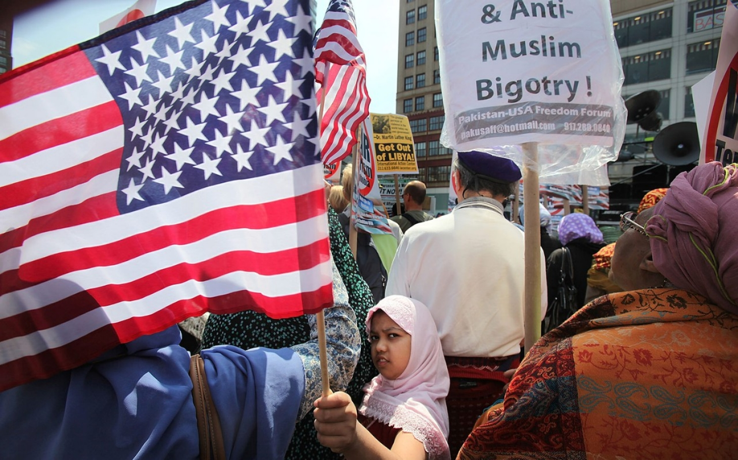 being muslim in america essay Essay on islam in america - introduction islam, a religion of people submitting to one god, seeking peace and a way of life without sin, is always misunderstood.