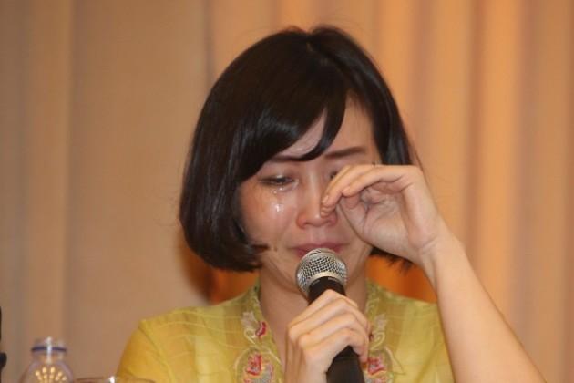 Perih! Ahok Kirim Ucapan Selamat Ultah, Veronica Tan Balas dengan Surat Pengakuan Selingkuh