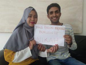 Setelah Nikahi Gadis Bugis-Makassar, Pria asal Pakistan Kecelakaan
