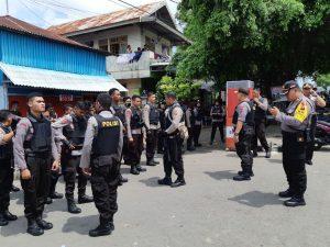 Antisipasi Bentrok Antar Warga, 137 Personil Gabungan Diturunkan