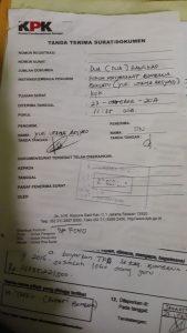 Janji KPK Usut Dugaan Korupsi Bupati Bombana Ditagih