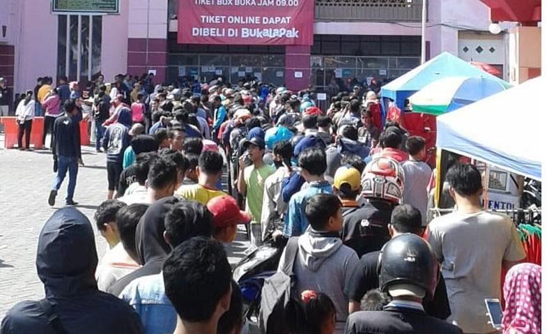 Jelang Duel Timnas U 19 Vs Qatar 24 Ribu Tiket Mulai Dijual