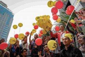 Meriahkan HUT ke-51 di Makassar, Indosat Ooredoo Hadirkan Paket Sensa51 1GB Rp51