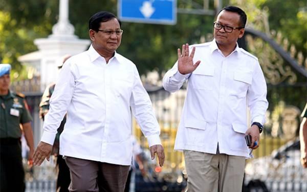 Prabowo Masuk ke Istana, Lewati Jalur Calon Menteri