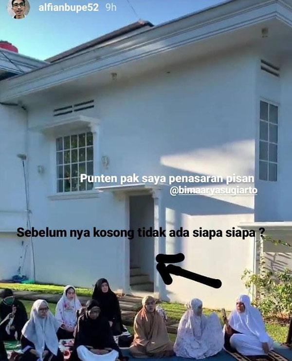 "Ada ""Penampakan"" di Tengah Salat Id Wali Kota Bogor 1"