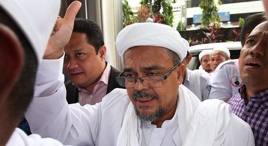 Habib Rizieq Shihab Pilkada Di Tengah Pandemi Bukti Kegilaan Rezim Jokowi Fajar