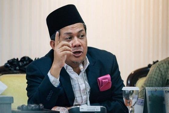 Respons Ancaman Menkopolhukam, Fahri Hamzah: Pak M