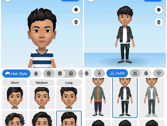 Begini Cara Mudah Membuat Avatar Kartun Di Facebook Fajar